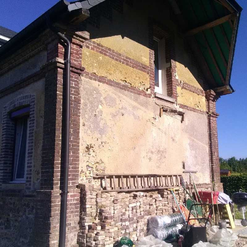 Avant la rénovation