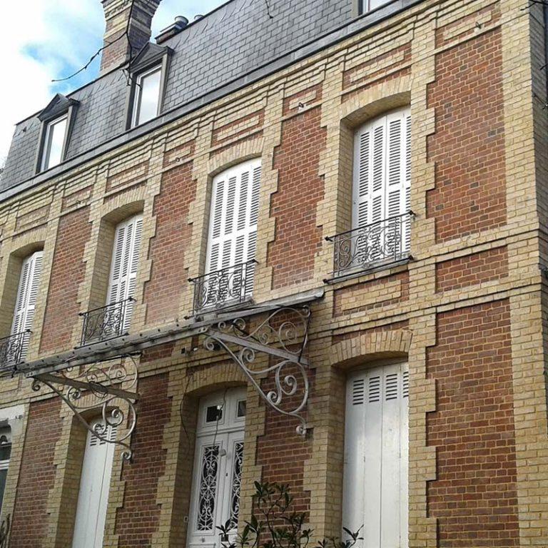 Chantier Rouen Saint-André