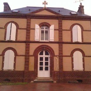 Rejointoiement Moulineaux