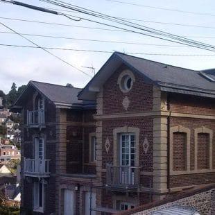 Rénovation façade Bihorel
