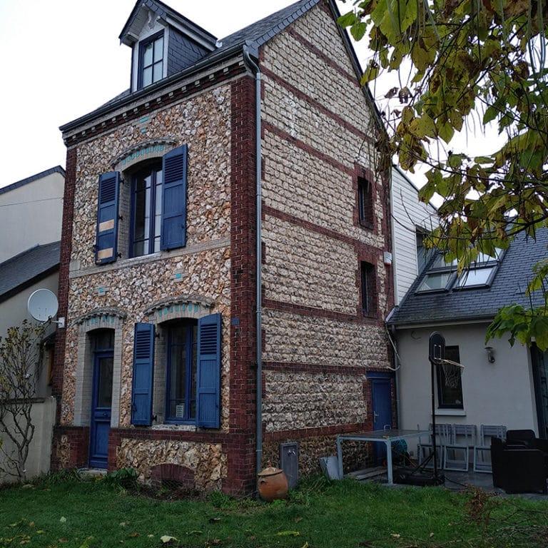 Chantier Rouen